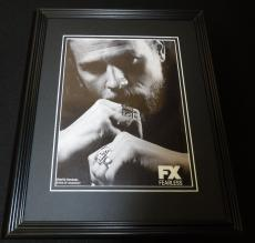 Sons of Anarchy 2013 FX Framed 11x14 ORIGINAL Advertisement Charlie Hunnam