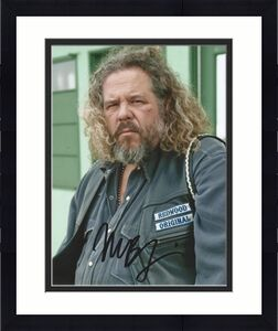 Sons Of Anarchy MARK BOONE JR Signed 8x10 Photo