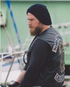 Sons of Anarchy RYAN HURST Signed 8x10 Photo