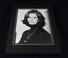Sophia Loren Cassandra Crossing Framed 8x10 Photo Poster
