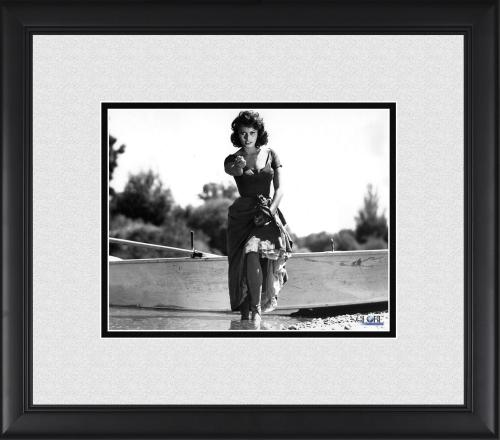 "Sophia Loren Framed 8"" x 10"" The Pride and the Passion Photograph"