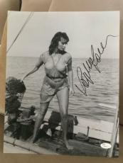 SOPHIA LOREN HAND SIGNED OVERSIZED 11x14 PHOTO+COA        WET+SEXY ACTRESS