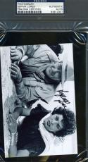 Sophia Loren Hand Signed Psa/dna Certed Photo Authenticated Autograph