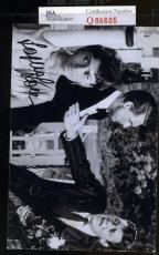 Sophia Loren Jsa Coa Hand Signed 4x6 Photo Authenticated Autograph 4