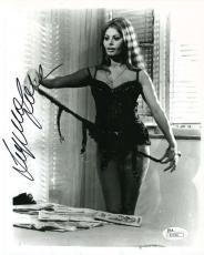 Sophia Loren Jsa Coa Hand Signed 8x10 Photo Authentic Autograph 1
