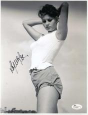 Sophia Loren Jsa Coa Hand Signed 9x11 Photo Authenticated Autograph