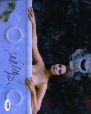 SOPHIA LOREN PSA DNA Coa Hand Signed 8X10 Photo Autograph Authenticated