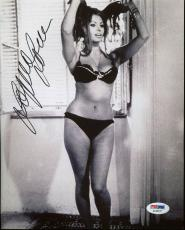 Sophia Loren Sexy Signed 8X10 Photo Autographed PSA/DNA #AC45217