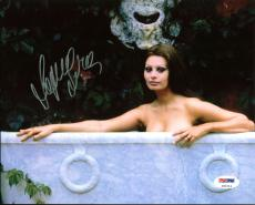 Sophia Loren Sexy Signed 8X10 Photo Autographed PSA/DNA #Z91514