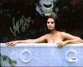 Sophia Loren Sexy Signed 8X10 Photo Autographed PSA/DNA #Z91514