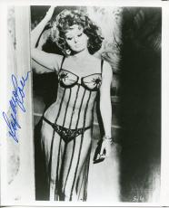 Sophia Loren Sexy Two Women El CID Oscar Winner Rare Signed Autograph Photo