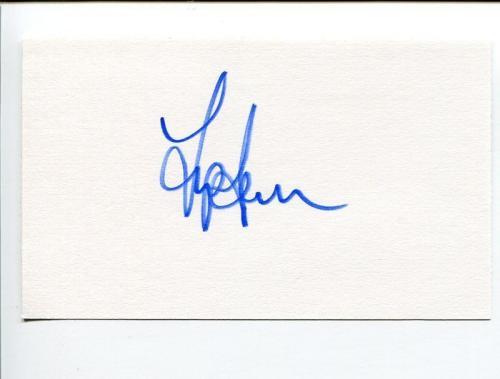Sophia Loren Sexy Two Women El CID Oscar Winner Signed Autograph
