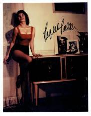 Sophia Loren Signed Authentic Autographed 8x10 Photo PSA/DNA #Z9350-3025