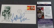 Sophia Loren Signed FDC First Day Issue Cachet Envelope JSA COA