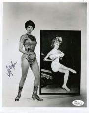 Sophia Loren Signed Jsa Certed 8x10 Photo Authenticated Autograph