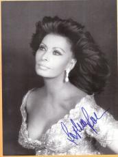 Sophia Loren-signed photo-26 abc