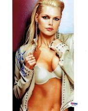 Sophie Monk Signed Authentic Autographed 8x10 Photo (PSA/DNA) #G01999