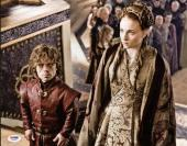 Sophie Turner Game Of Thrones Signed 11X14 Photo PSA/DNA #W24463
