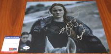 Sophie Turner Signed 11x14 Game of Thrones w/Character Name Sansa PSA/DNA