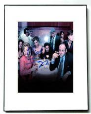 Sopranos Autographed Michael Imperioli Signed Photo    AFTAL