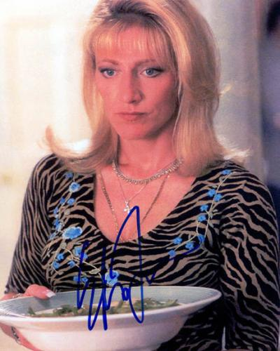 Sopranos Edie Falco Autographed Signed Photo    AFTAL