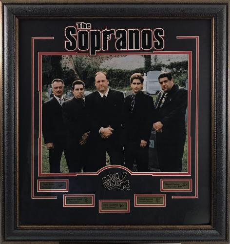 Sopranos Graveyard Photo