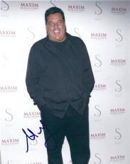 Sopranos STEVE SCHRRIPA Signed 8x10 Photo