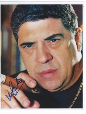 Sopranos VINCENT PASTORE Signed 8x10 Photo