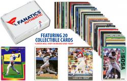 Sammy Sosa-Chicago Cubs- Collectible Lot of 20 MLB Trading Cards - Mounted Memories - Mounted Memories