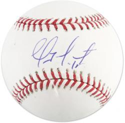Geovany Soto Chicago Cubs Autographed Baseball