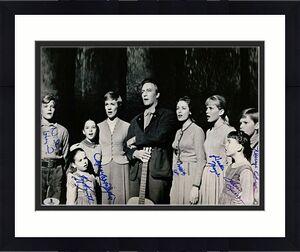 SOUND OF MUSIC Cast Signed 11x14 Photo (7) Autos Image #12 w/ Beckett BAS COA