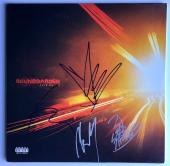 Soundgarden Chris Cornell signed album group autograph live on i-5 beckett loa