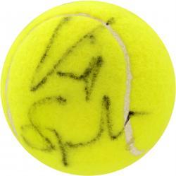 Vince Spadea Autographed Tennis Ball