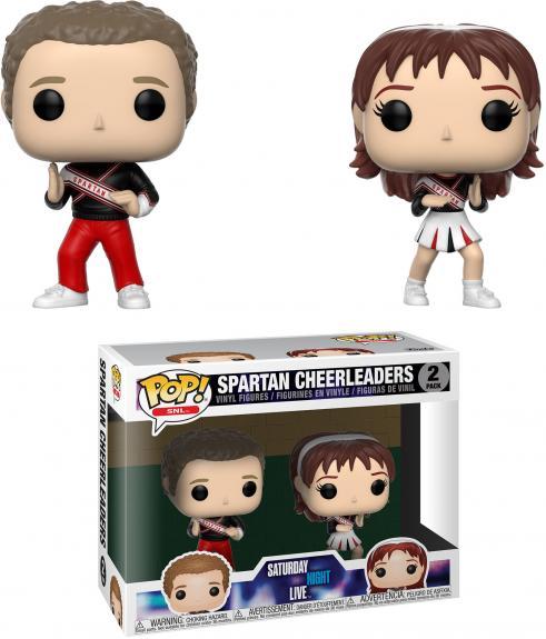 Spartan Cheerleaders Saturday Night Live Funko TV Pop!