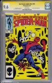 Spectacular Spider-man #99 Cgc 9.6 W Ss Stan Lee Single Highest #1197173010