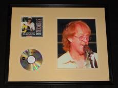 Spencer Davis Signed Framed 16x20 CD & Photo Display B