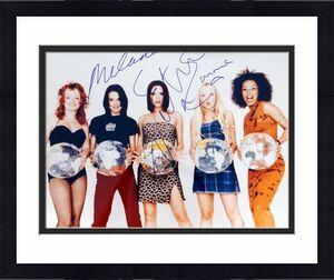 Spice Girls Autographed 16x20 Photo Including Victoria Beckham, Melanie Chisholm & Emma Bunton PSA/DNA #S76867