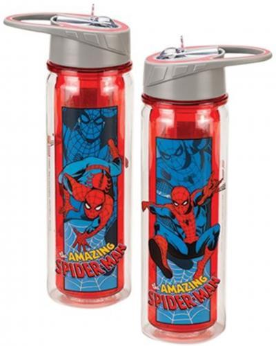 Spider-Man 18oz. Tritan Water Bottle