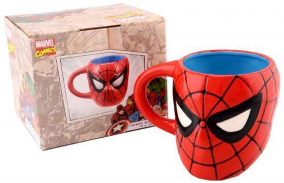 Spider-Man 20 oz. Sculpted Character Mug