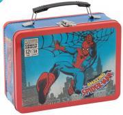 Spider-Man Large Tin Tote