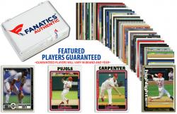 St. Louis Cardinals Team Trading Card Block/50 Card Lot