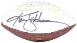 Ken Stabler Autographed Mini Football