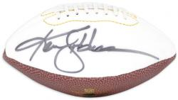 Ken Stabler Autographed Mini Football