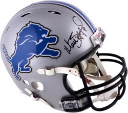Matt Stafford Detroit Lions Autographed Revolution Speed Authentic Helmet