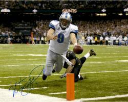 Matt Stafford Detroit Lions Fanatics Authentic Autographed 16'' x 20'' Touchdown Dive Photograph