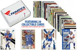 Matt Stafford-Detroit Lions-Collectible Lot of 20 NFL Trading Cards - Mounted Memories