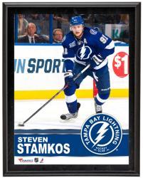 "Steven Stamkos Tampa Bay Lightning Sublimated 10"" x 13"" Plaque"