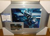 Stan Lee Ant-man Marvel Signed Autograph 13x16 Matted Framed Bas Beckett Coa A