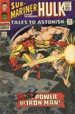 Stan Lee Autographed Comic Book 1966 Tales to Astonish #82 with Black Ink - BAS COA
