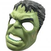 Stan Lee Autographed Hulk Mask